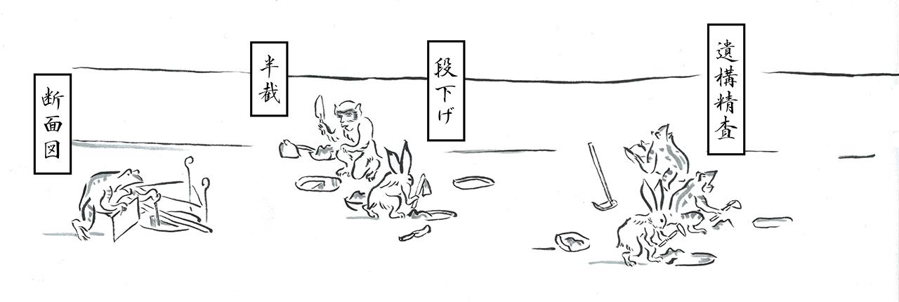 埋蔵文化財発掘調査支援の株式会社 京カンリ